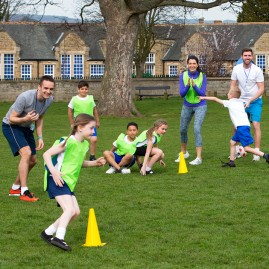 How to Encourage Your Child in Sport
