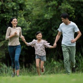 A Guide to Getting the Family Active