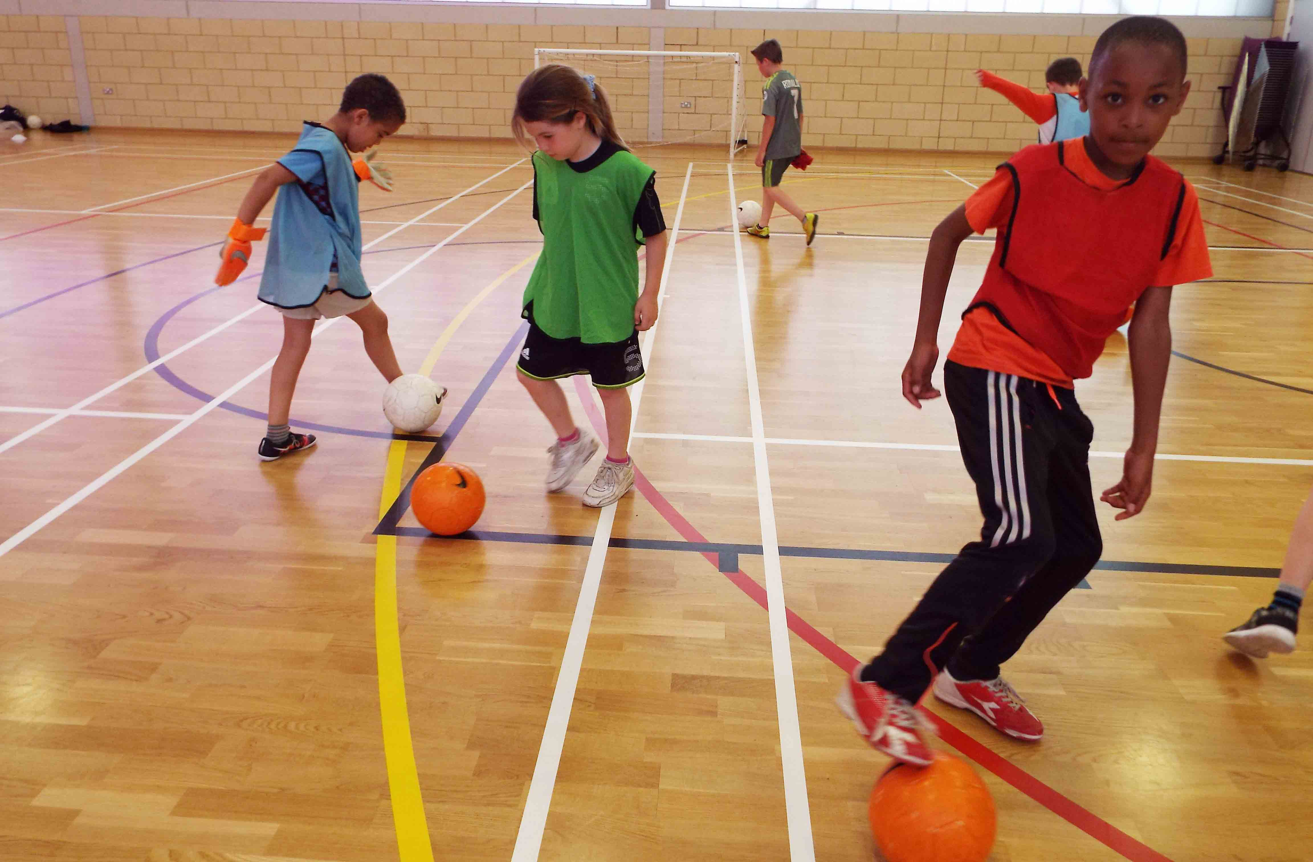 PE Activities for children